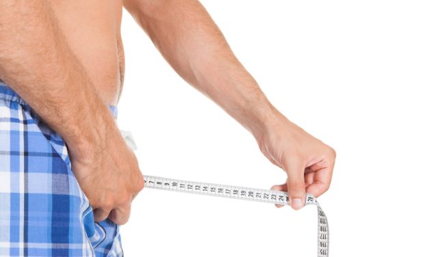 Average Penis Size And How To Increase It?