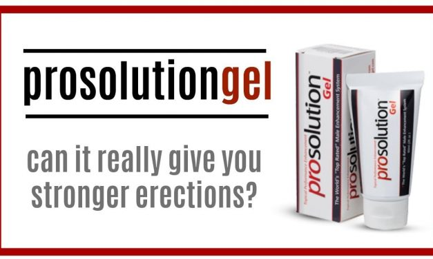 [2021] Prosolution Gel Review: Results, Pros and Cons